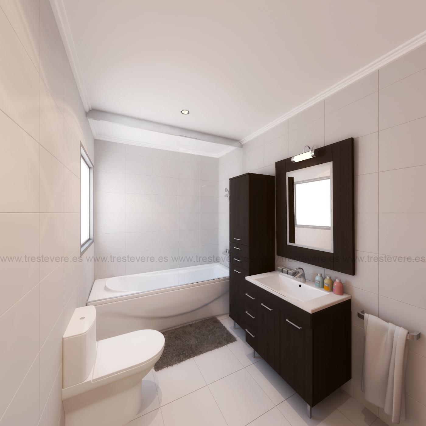 baño 3D acabado 01