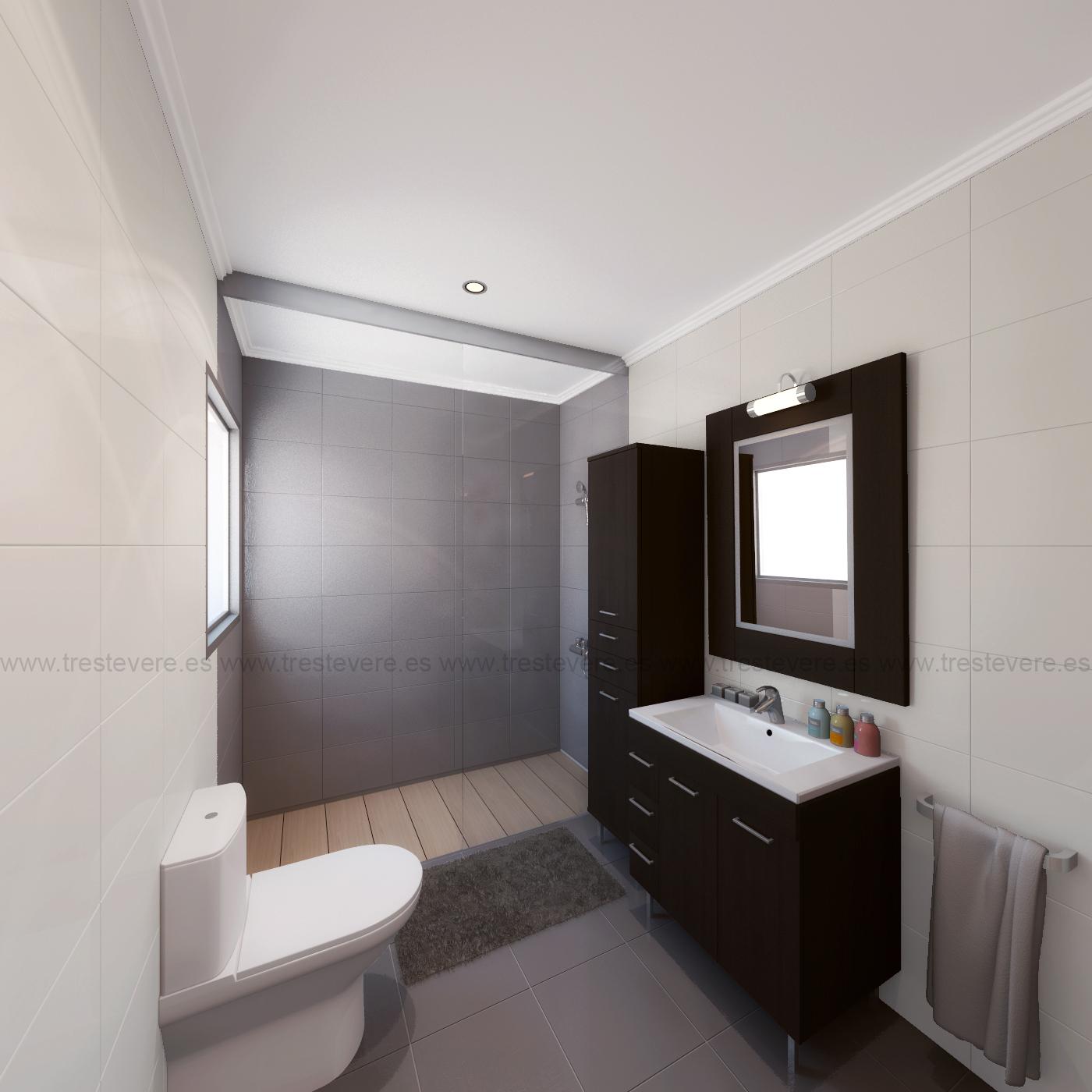 baño 3D acabado 03