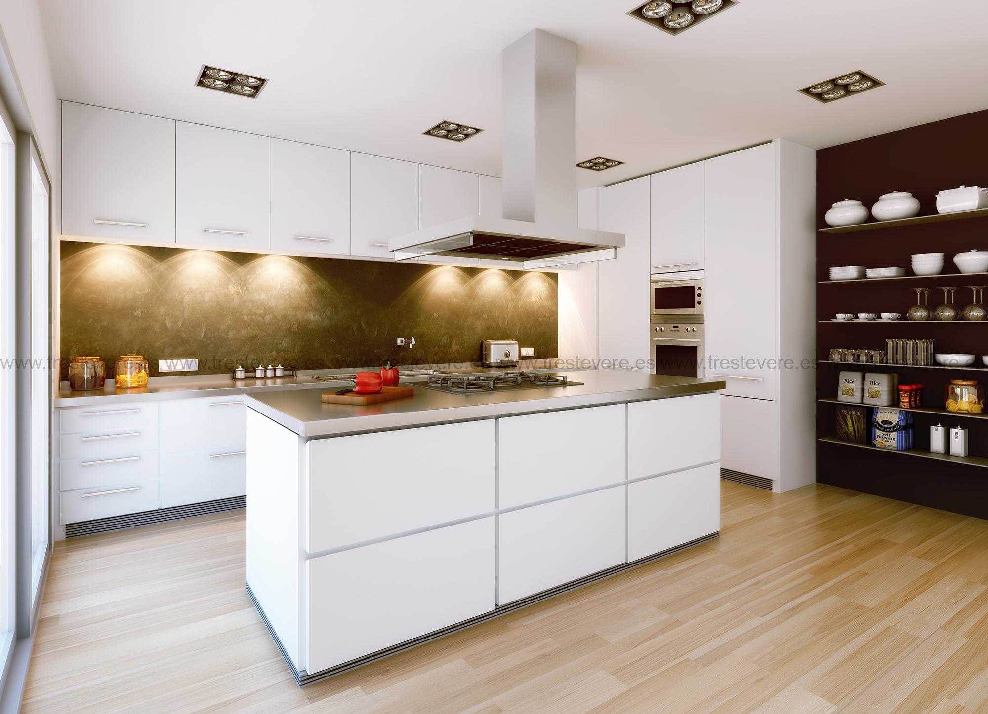 cocina 3D 03