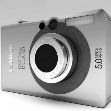 3d camara fotografica