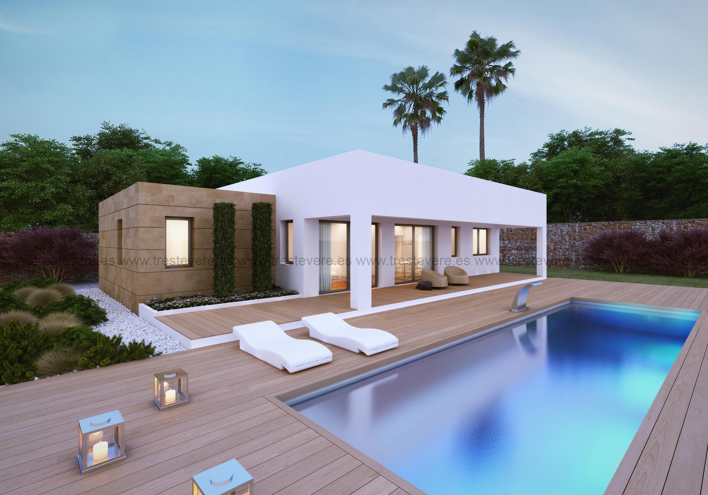 Blu Property javea exterior marca agua