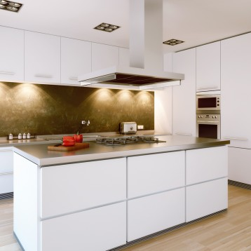 3d cocina moderna