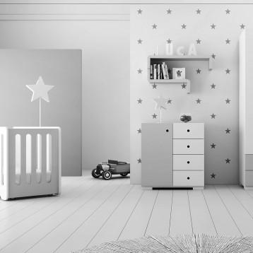 render mobiliario infantil