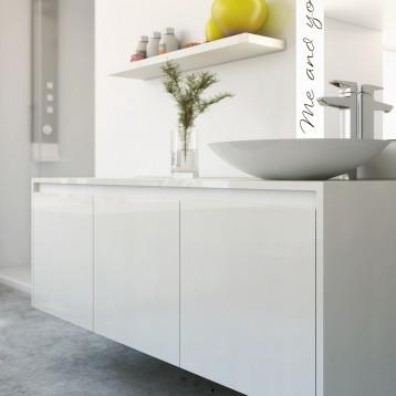 render mueble baño