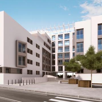 3d edificio viviendas zaragoza