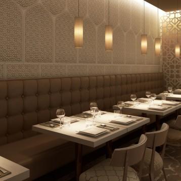 3d restaurante