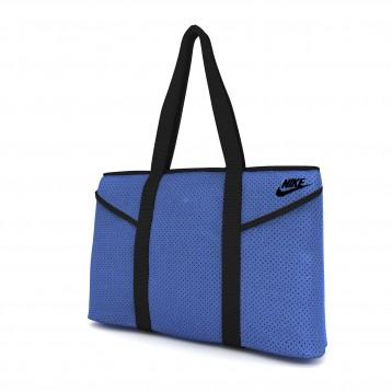 render bolso azul