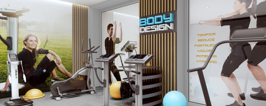 gimnasio body design